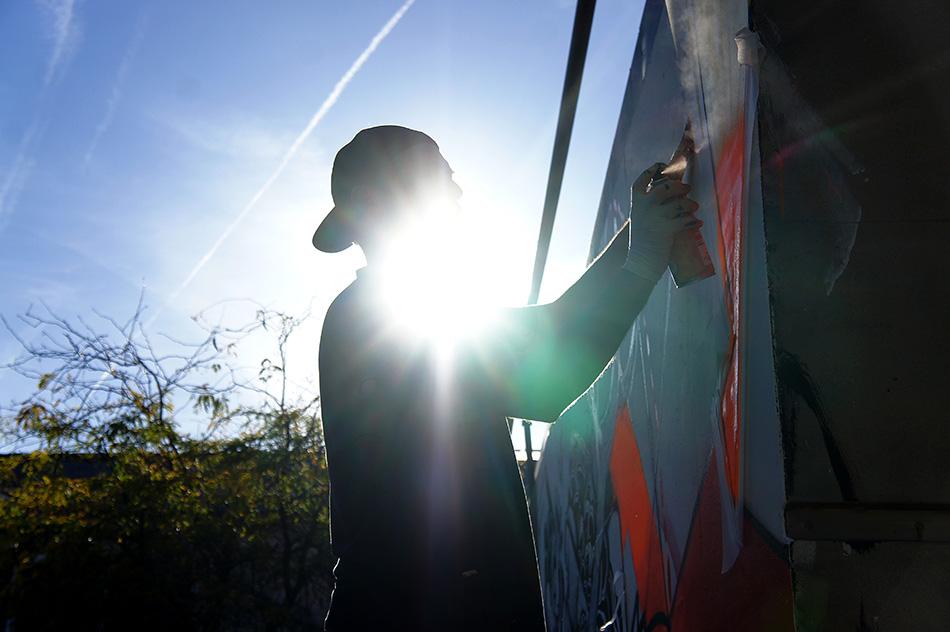 trakt&crewer le mur de bordeaux